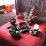 altar otoño